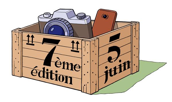 Caisse Marathon Photo 2021