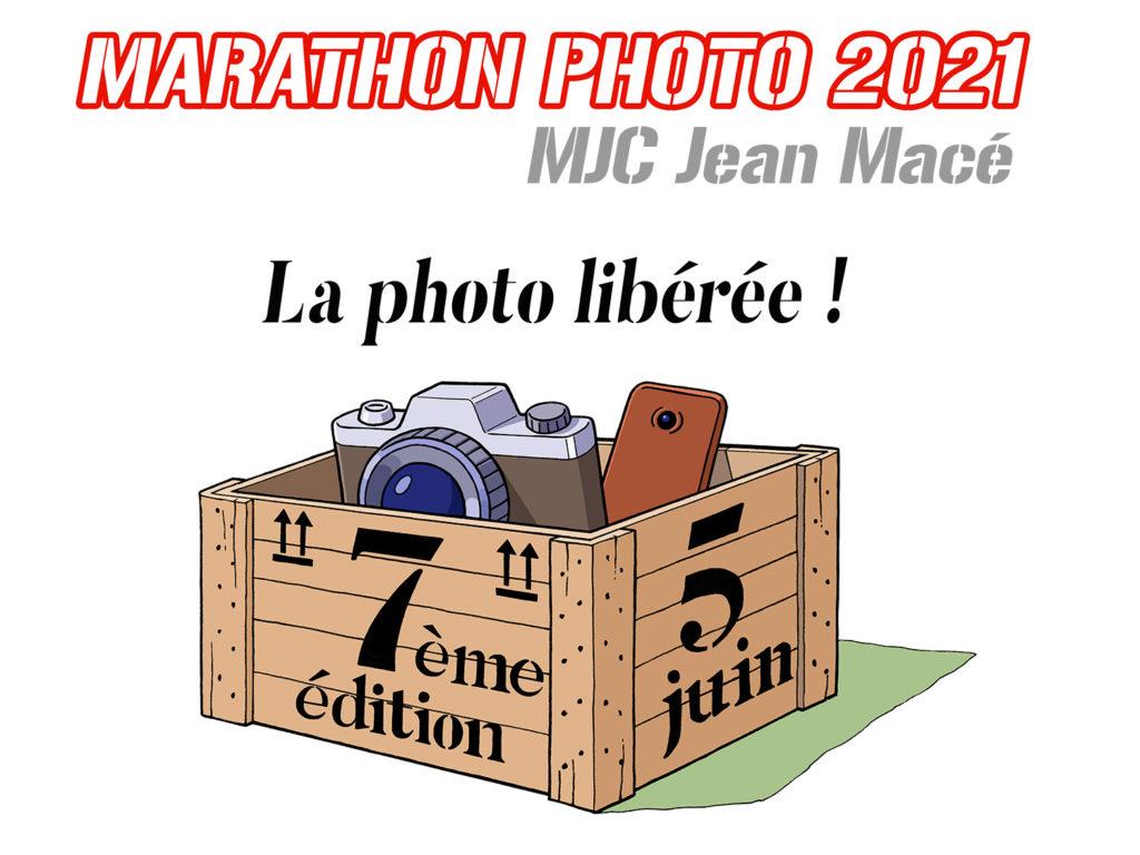 Visuel Marathon Photo 2021